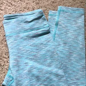 Other - Light turquoise leggings for girls